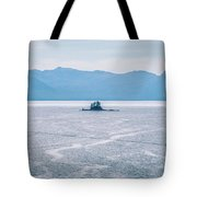 Beautiful Landscape In Alaska Mountains  Tote Bag
