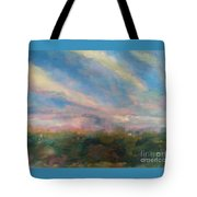 12 Brushstroke Beauty Tote Bag