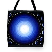 12 Dimensions Tote Bag