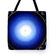 12 Dimensions Tote Bag