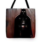 Empire Star Wars Poster Tote Bag