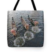 Fisherman Inle Lake - Myanmar Tote Bag