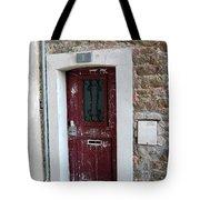 French Doors Tote Bag