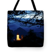 Jamnik Church Of Saints Primus And Felician Tote Bag