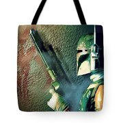 Jedi Star Wars Art Tote Bag