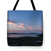 Lubec, Maine Tote Bag