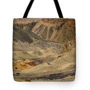 Moonland Ladakh Jammu And Kashmir India Tote Bag