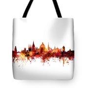 Oxford England Skyline Tote Bag