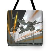 Star Wars Characters Poster Tote Bag