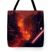 Star Wars Episode Poster Tote Bag