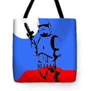 Star Wars Stormtrooper Collection Tote Bag