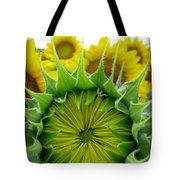 Sunflower Series Tote Bag