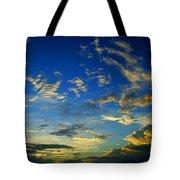 Sunrise / Sunset / Indian River Tote Bag