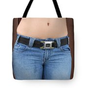 The G M Belt Tote Bag