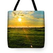 Landscape Paintings Canvas Prints Nature Art  Tote Bag