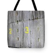 1234 Tote Bag