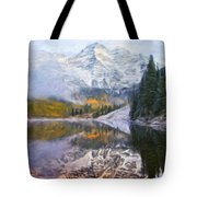 A Landscape Nature Tote Bag