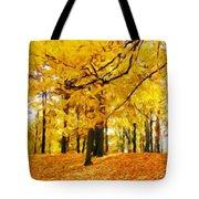 Nature New Landscape Tote Bag