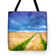 Types Of Landscape Nature Tote Bag