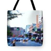 125th Street Harlem Nyc Tote Bag