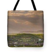 Sunny Transcarpathia Tote Bag