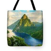 Landscape Art Nature Tote Bag