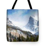 Landscape Art Nature Tote Bag