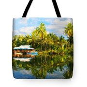 Landscape Nature Pictures Tote Bag