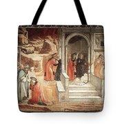12dispu Fra Filippo Lippi Tote Bag