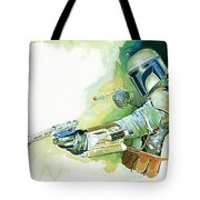2 Star Wars Poster Tote Bag