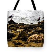 Ca Bird Tote Bag