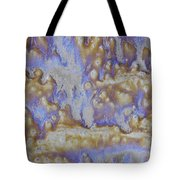 13. Cascade Brown Glaze Painting Tote Bag