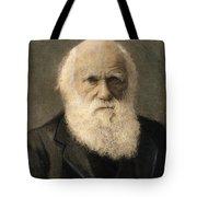 Charles Robert Darwin, 1809-1882 Tote Bag