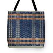 Coverlet Tote Bag