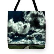 Framed Landscape Art Tote Bag