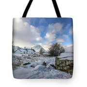 Glencoe - Scotland Tote Bag