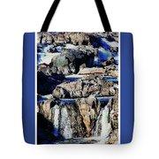Great Falls Of The Potomac Tote Bag
