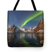 Hamnoy Lofoten - Norway Tote Bag