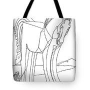 Homer: The Iliad Tote Bag