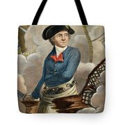 John Paul Jones, 1747-1792 Tote Bag