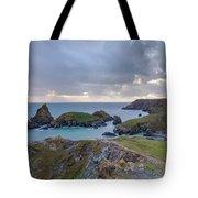 Kynance Cove - England Tote Bag
