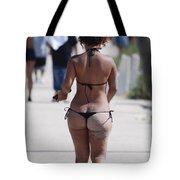 L W Thong Tote Bag