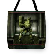 Metal Gear Tote Bag