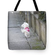 My Small Dog Tote Bag