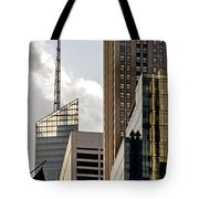 New York Tote Bag by Juergen Held