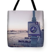 Racine Harbor Wisconsin  Tote Bag