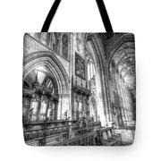 Southwark Cathedral London Tote Bag