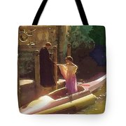 Star Wars Episode 1 Poster Tote Bag