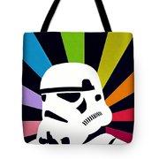 Star Wars Episode 2 Art Tote Bag