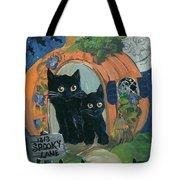 1313 Spooky Lane Tote Bag
